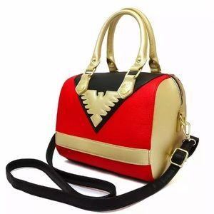 Loungefly Marvel Dark Phoenix Handbag Satchel